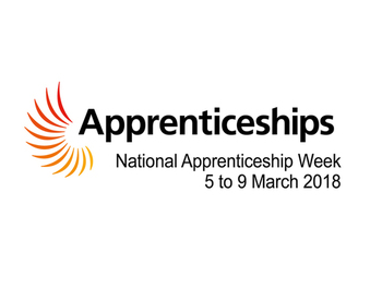 National Apprenticeship Week starts 5th March