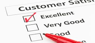Customer Satisfaction Results are out!